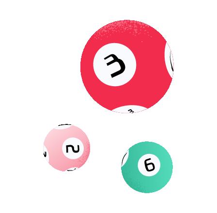 Oz Lottos två bonusnummer