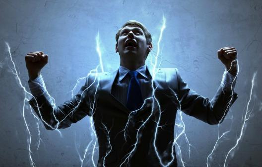 lottery myth lightning striking you
