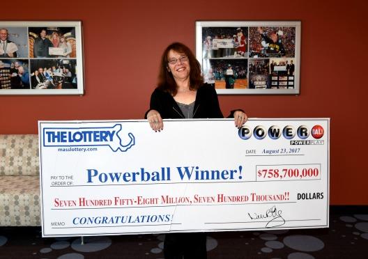 Mavis Wanczyk Powerball Winner