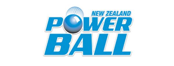 Nya Zeeland Powerball logo