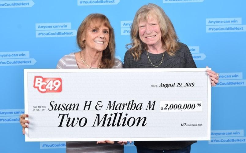 Susan och Martha