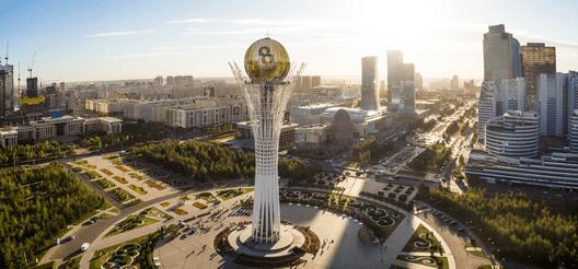 Kazakstanska lotterier